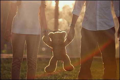 عکس زیبا برای پروفایل خرس عروسکی دخترونه