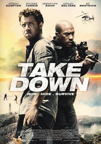 دانلود رایگان فیلم Take Down 2016