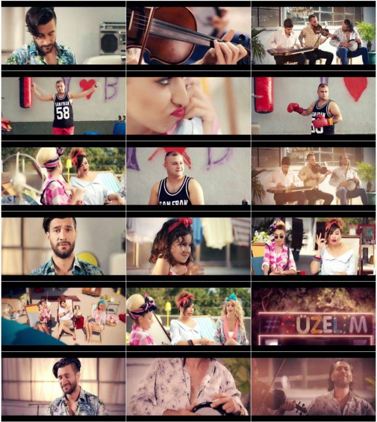 دانلود موزیک ویدیو ترکیه ای جدید از Isin Karaca به نام Guzelim