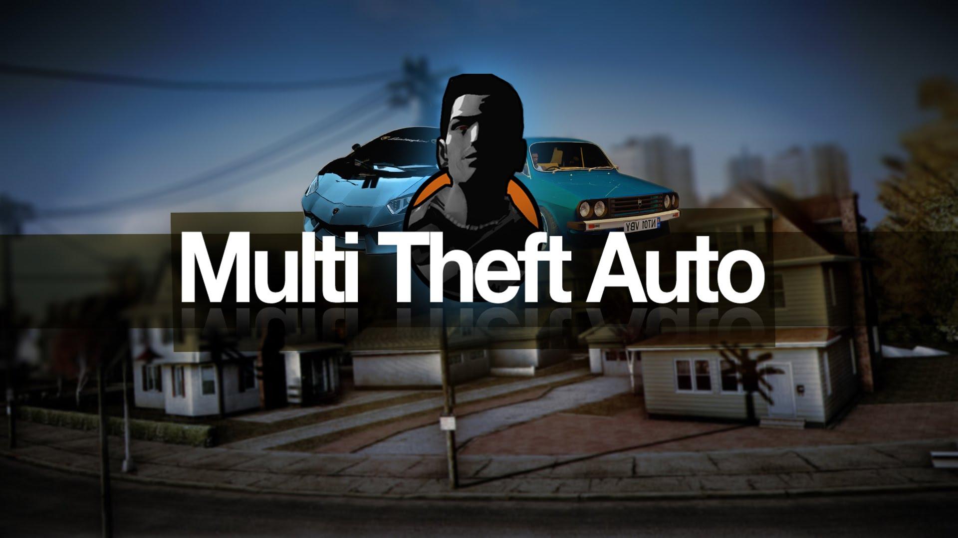 آنلاین بازی کردن GTA-SA با Mta