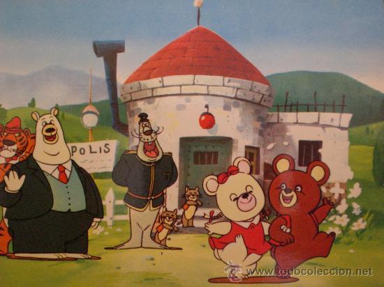 عکس های کارتون قدیمی و خاطره انگیز دهکده حیوانات