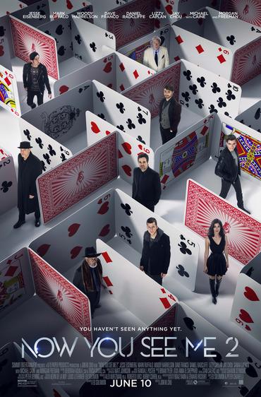 دانلود فیلم Now You See Me 2 2016 با لینک مستقیم