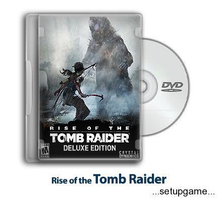 دانلودکرک بازیRise of the Tomb Raider