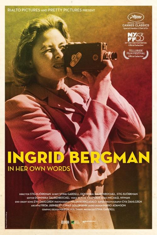 دانلود رایگان فیلم Ingrid Bergman in Her Own Words 2015