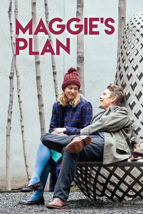 دانلود رایگان فیلم Maggies Plan 2015