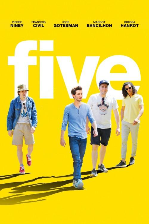 دانلود رایگان فیلم Five 2016
