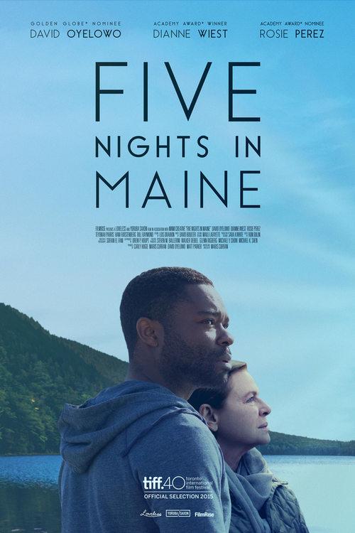 دانلود رایگان فیلم Five Nights in Maine 2015