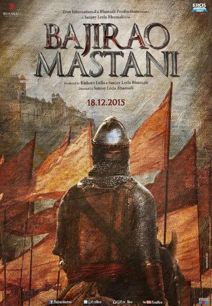 دانلود رایگان فیلم Bajirao Mastani 2015