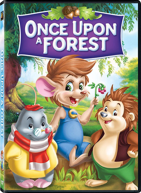 دانلود دوبله فارسی انیمیشن Once Upon a Forest 1993