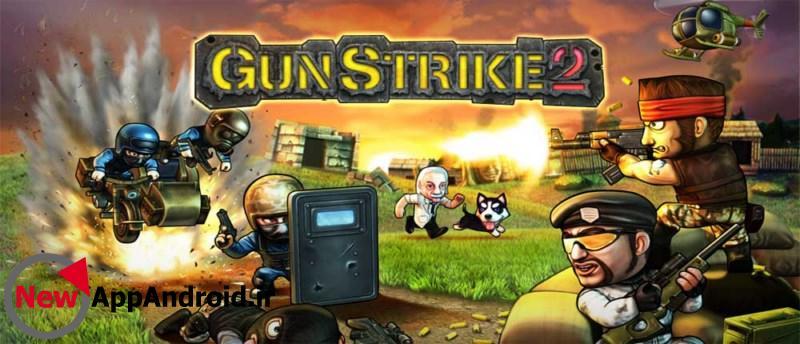 بازی نبرد تفنگ ها 2 اندروید Gun Strike 2 v1.2.6