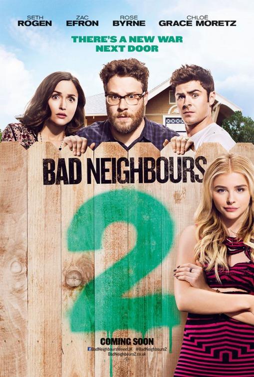 دانلود فیلم Neighbors 2: Sorority Rising 2016 بالینک مستقیم