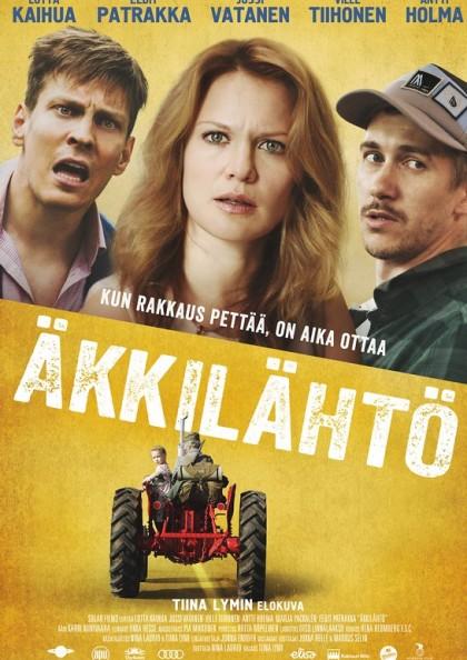 دانلود فیلم Äkkilähtö ۲۰۱۶ با لینک مستقیم
