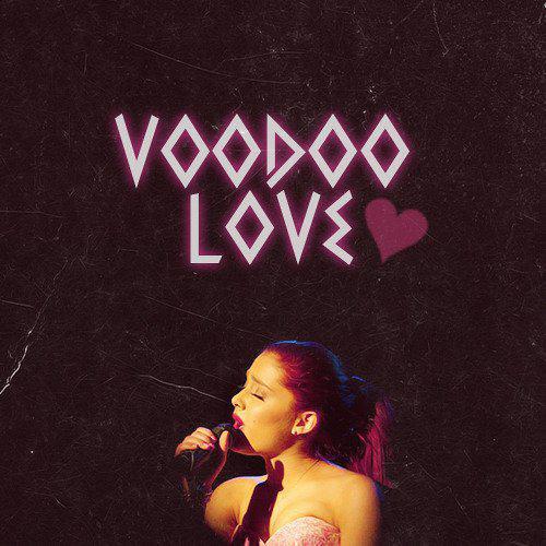 دانلود آهنگ وودو لاو از Ariana Grande