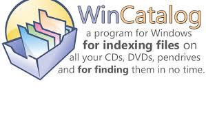 دانلود نرم افزار WinCatalog 15.2.7.15 Final تهیه لیست از فایلها