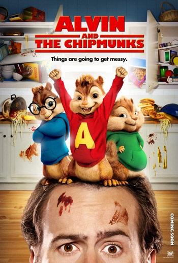 آلوین و سنجاب ها 1 _ Alvin and the Chipmunks 2007