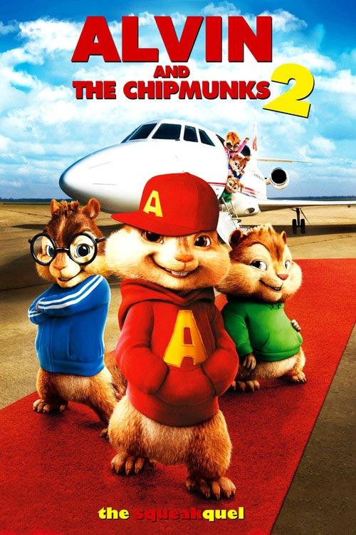 آلوین و سنجابها 2– Alvin and the Chipmunks 2009