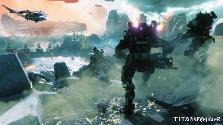 جلوه گری آزمایشی غول های آهنین: جزییاتی از نسخه ی آزمایشی بازی Titanfall 2