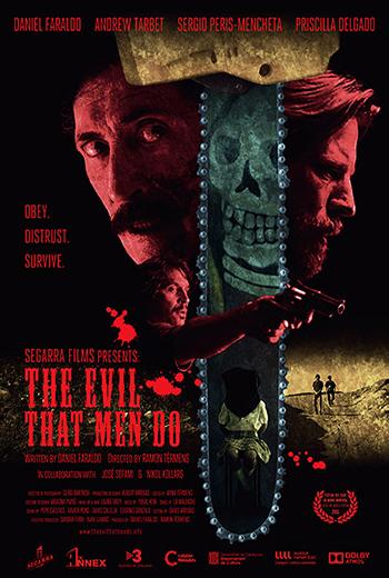 دانلود رایگان فیلم The Evil That Men Do 2015