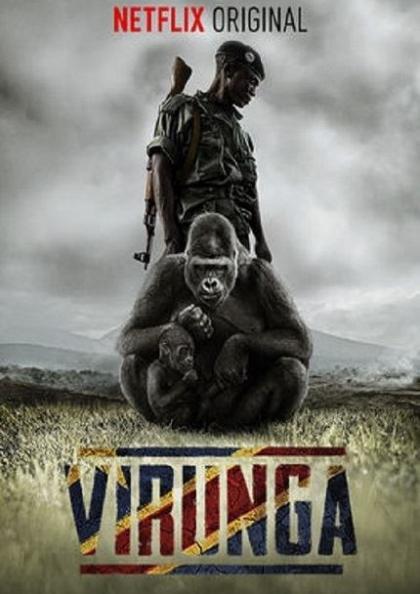دانلود رایگان فیلم Virunga 2014