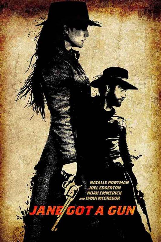 دانلود رایگان دوبله فارسی فیلم Jane Got a Gun 2015