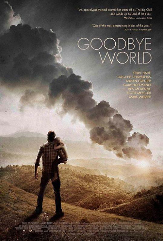 دانلود رایگان دوبله فارسی فیلم Goodbye World 2013