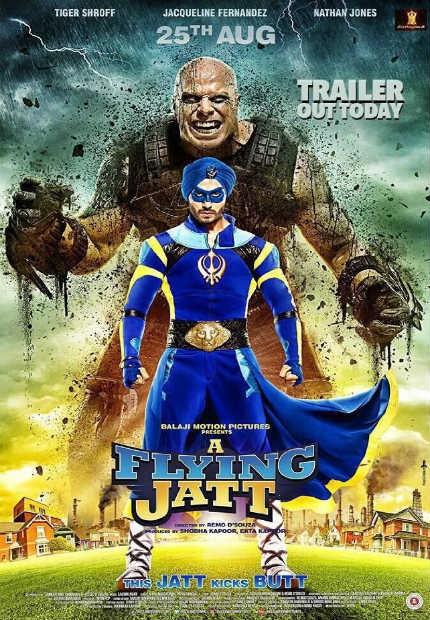 دانلود رایگان فیلم A Flying Jatt 2016