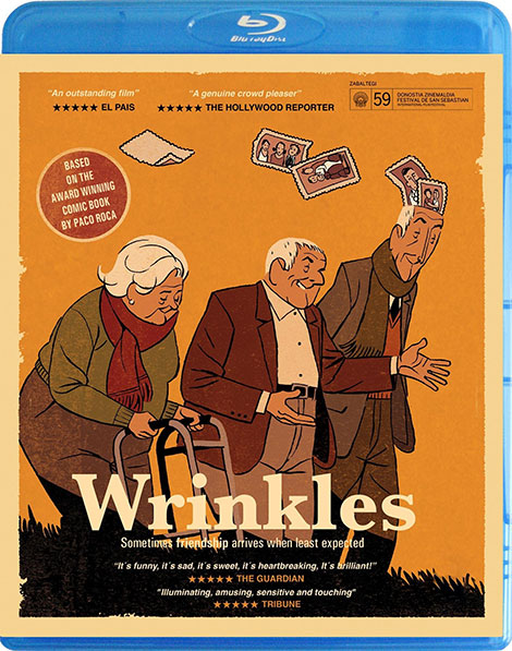 دانلود انیمیشن چروکیده ها Wrinkles 2011