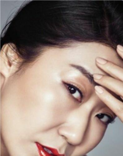 بازیگر Ra Mi Ran در کنفرانس مطبوعاتی سریالی که در راه داره
