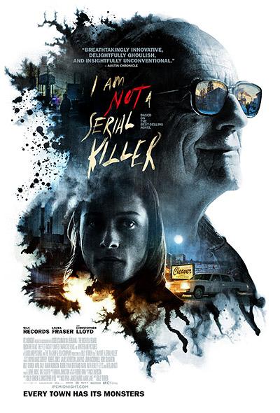 دانلود رایگان فیلم I Am Not A Serial Killer 2016
