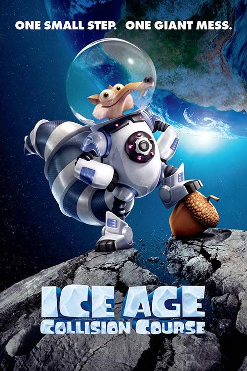دانلود رایگان فیلم Ice Age Collision Course 2016