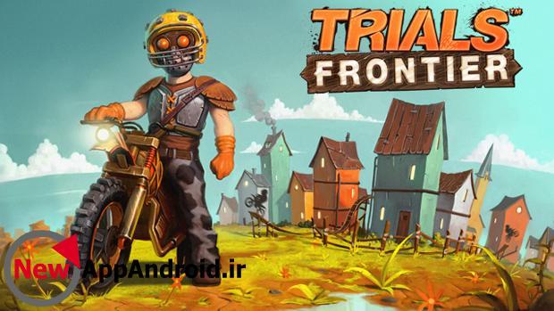 بازی موتور تریل مرزی اندروید Trials Frontier v4.3.0