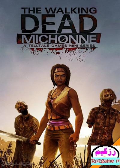 مردگان متحرک – The Walking Dead Michonne Episode 3
