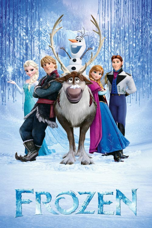 دانلود انیمیشن Frozen 2013