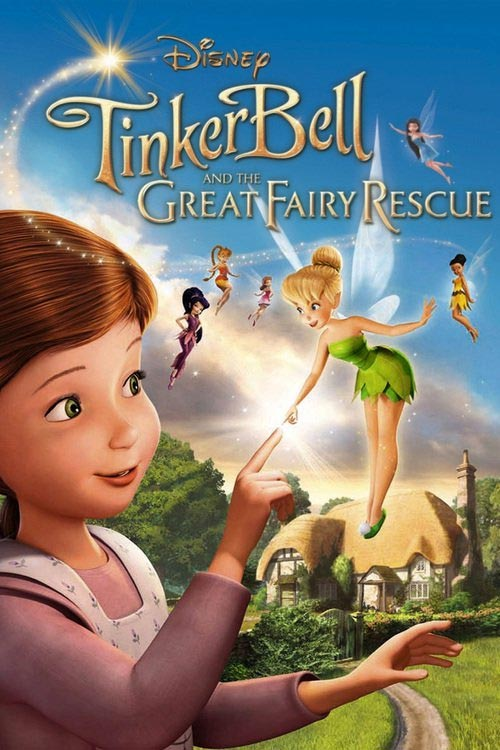 انیمیشن Tinker Bell and the Great Fairy Rescue 2010