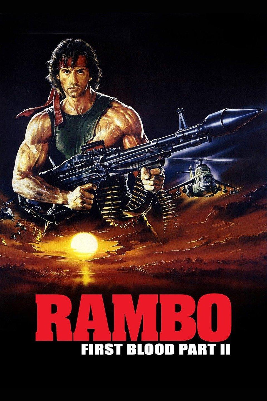 دانلود رایگان فیلم Rambo First Blood Part II 1985