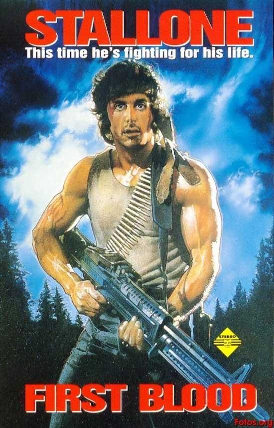 دانلود رایگان فیلم First Blood 1982