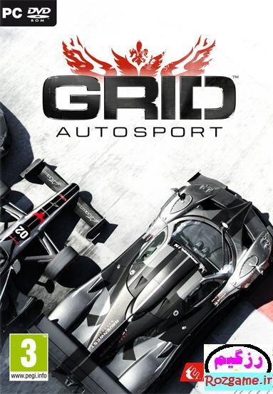 دانلود بازی GRID Autosport Complete برای PC