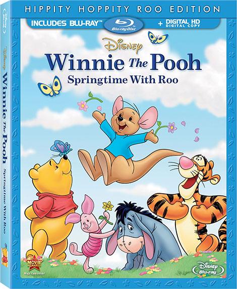 دانلود انیمیشن Winnie the Pooh: Springtime with Roo 2004