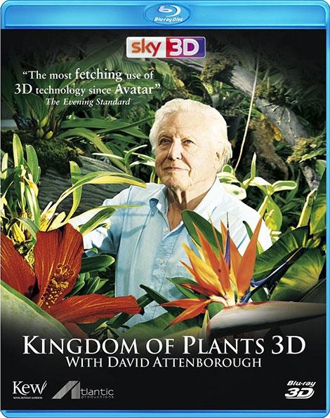 دانلود مستند امپراطوری گیاهان Kingdom of Plants 3D 2012