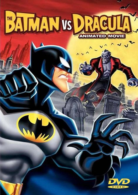 دانلود دوبله فارسی انیمیشن The Batman vs. Dracula 2005