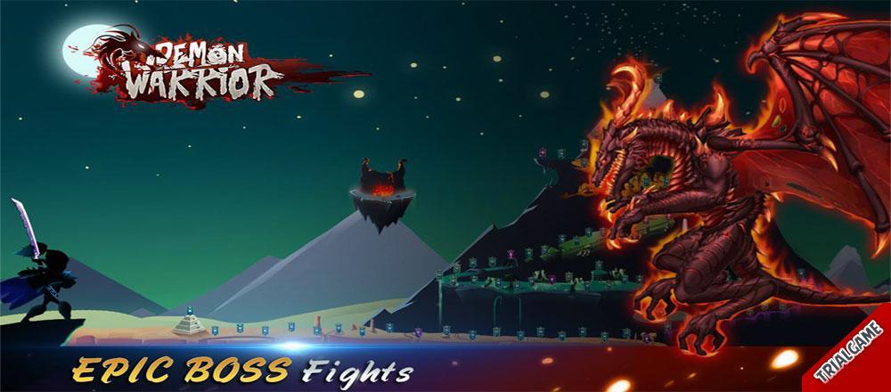 دانلود بازی Demon Warrior برای اندروید