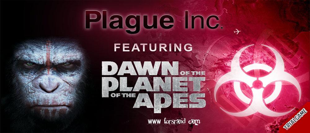 دانلود بازی Plague Inc برای اندروید