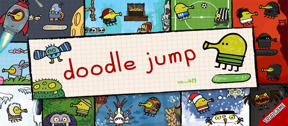 دانلود بازی Doodle Jump برای اندروید