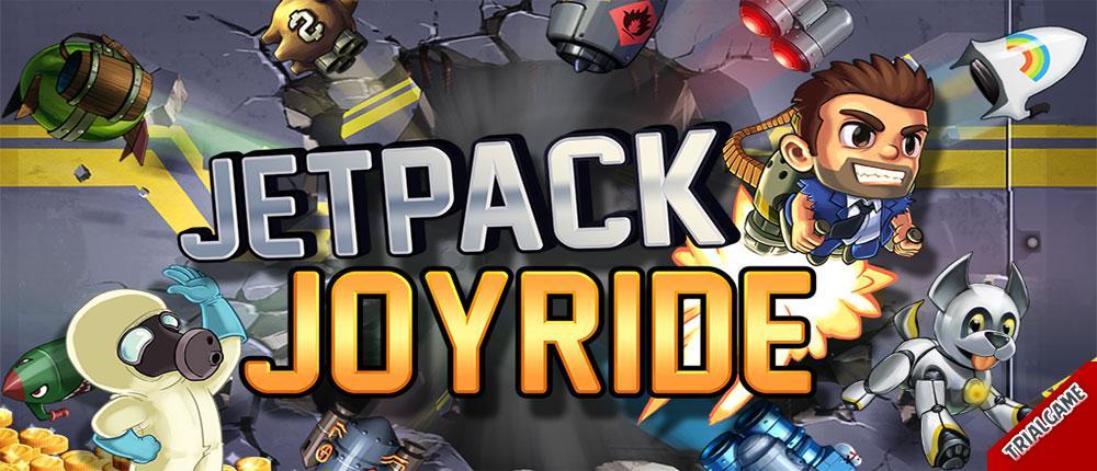دانلود بازی Jetpack Joyride برای اندروید