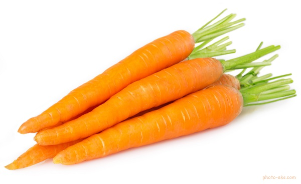 دارو گیاهی/خواص هویج