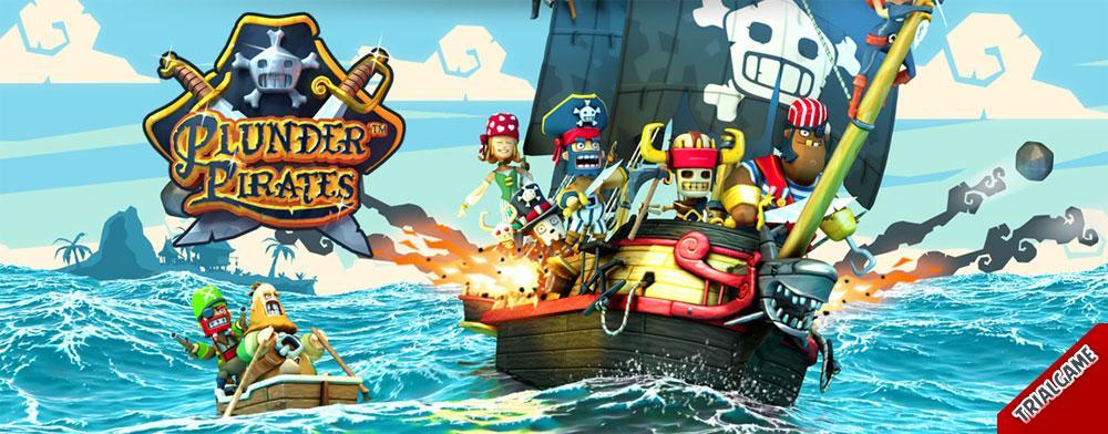 دانلود بازی Plunder Pirates برای اندروید