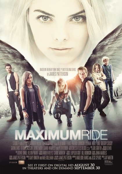 دانلود رایگان فیلم Maximum Ride 2016