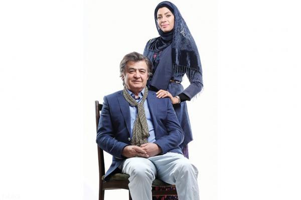 اختلاف سنی 43ساله رضا رویگری با همسرش