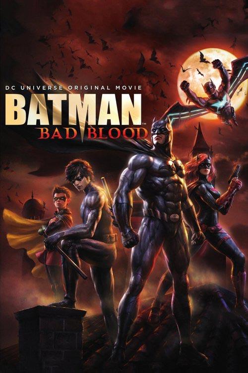دانلود انیمیشن Batman: Bad Blood 2016