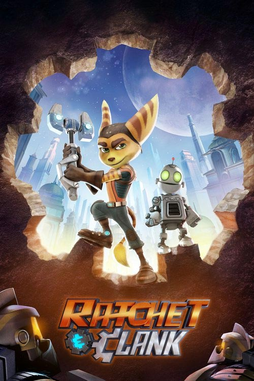 دانلود انیمیشن Ratchet & Clank 2016